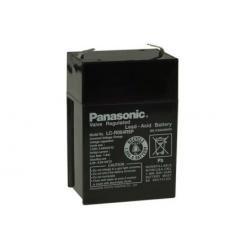 Olověná baterie Panasonic LC-R064R5P 6V 4,5Ah