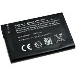 originál baterie pro mobil Nokia 1202 originál