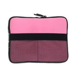 """pouzdro na notebook 9,7"""" (24,6cm) model 19 růžová"""