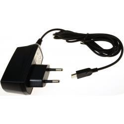 Powery nabíječka s Micro-USB 1A pro Samsung Cubic