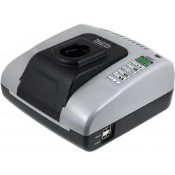 Powery nabíječka s USB kompatibilní s Dewalt Typ DW9117