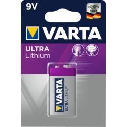 Varta Professional Lithium 9V-Block originál