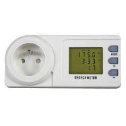 Wattmetr (měřič spotřeby energie) FHT 9999